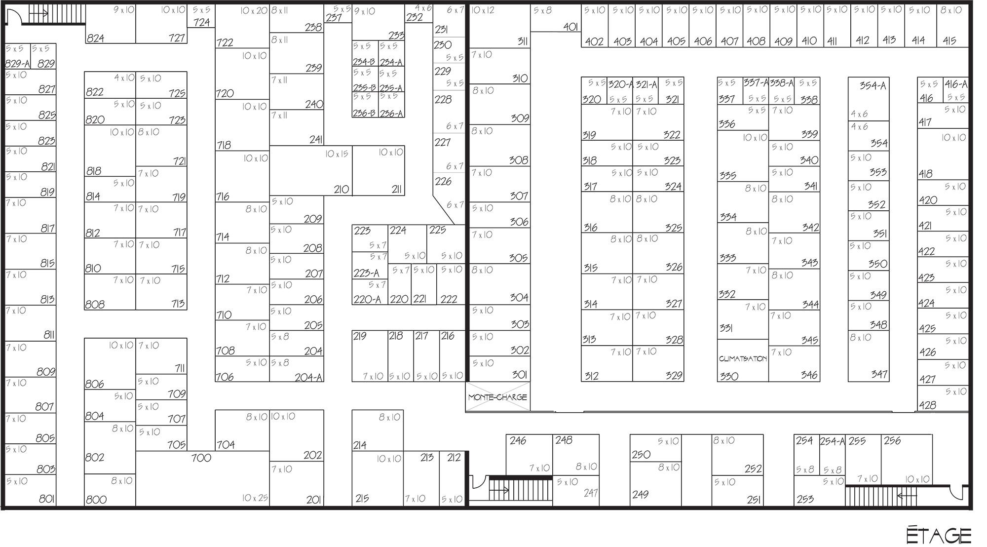 Location d entrep t et d espace d entreposage qu bec for Entreposage meuble quebec